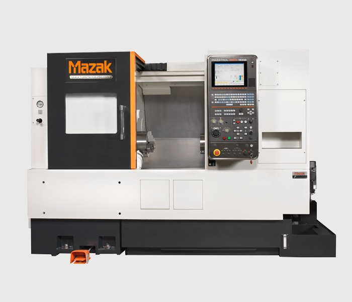 MAZAK 250 M in Grau