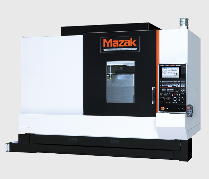 Mazak VCN 530 in Grau